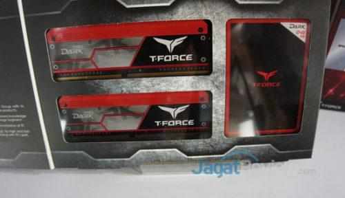 Team T-Force Dark Bundle Memory + SSD