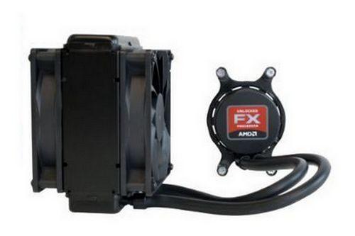 AMD FX Watercooling