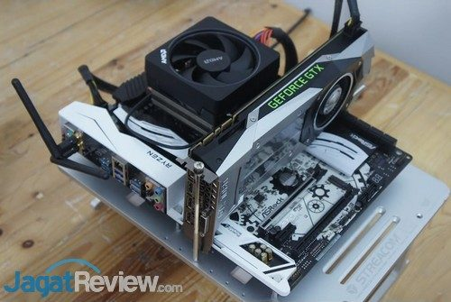 Video Review Motherboard ASRock X370 Taichi | Jagat Review