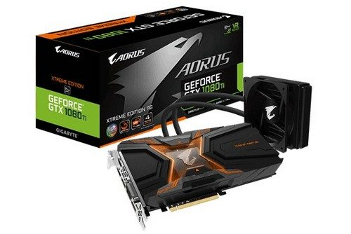 Aorus GTX 1080 Ti WaterForce Xtreme - 02