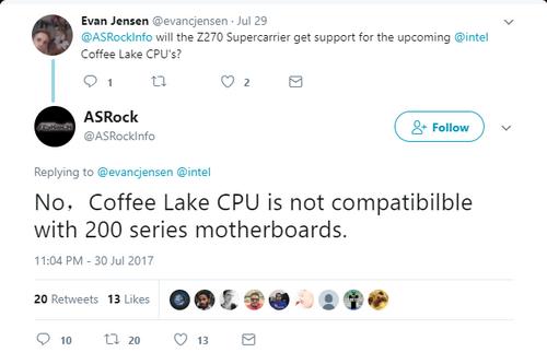 ASRock - Coffee Lake