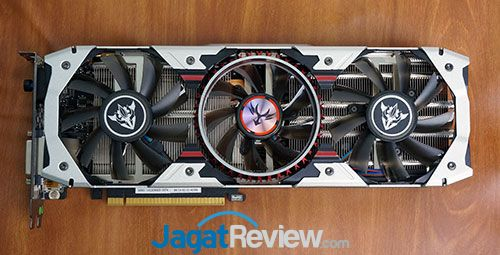 Colorful iGame GTX 1070 X-Top Advance Limited (16)