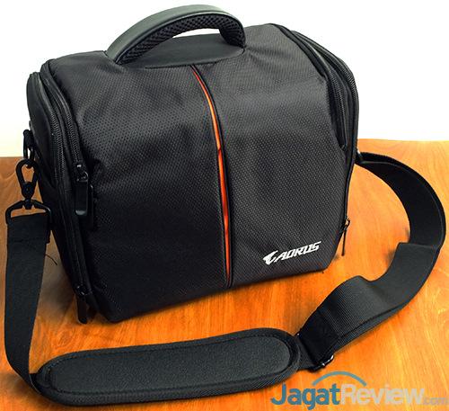 Gigabyte AORUS GTX 1070 Gaming Box Bag - Strap