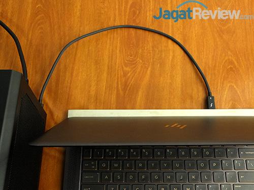 Gigabyte AORUS GTX 1070 Gaming Box TB3 Cable
