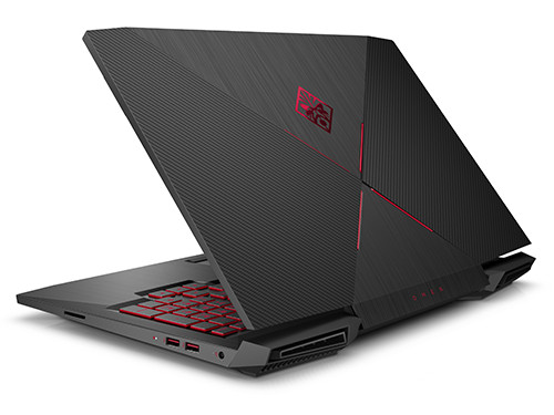 HP Omen (Rear Quarter)