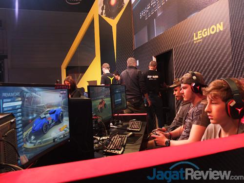Lenovo Gamescom 07