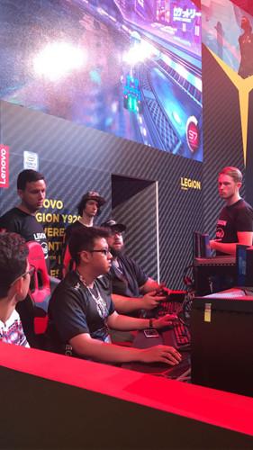 Lenovo Gamescom 08