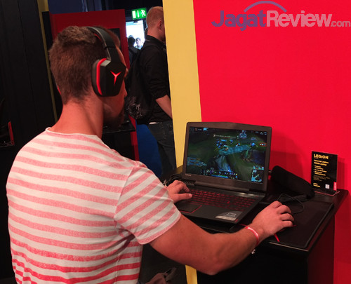 Lenovo Gamescom 09