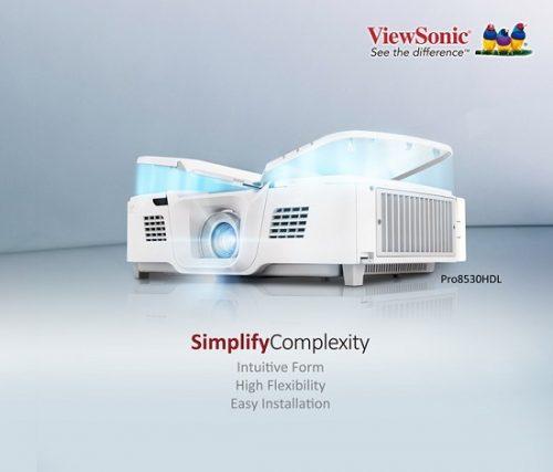 ViewSonic Pro8