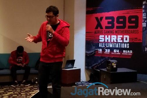 Gigabyte - AMD Ryzen Threadripper - 02