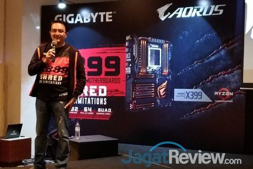 Gigabyte - AMD Ryzen Threadripper - 03