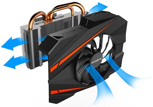Gigabyte AORUS GTX 1070 Gaming Box Cooler