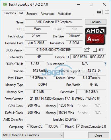 HP 15-bw072ax GPUZ 01 v2