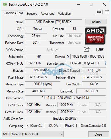 HP 15-bw072ax GPUZ 02 v2