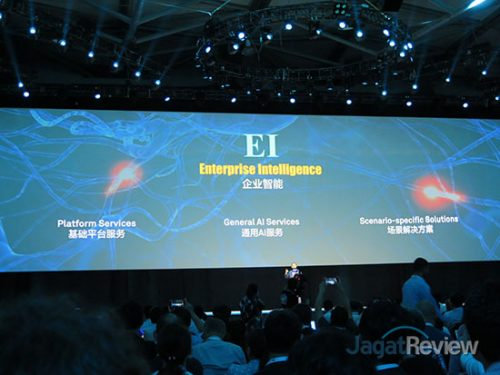 huawei cloud Enterprise intelligence