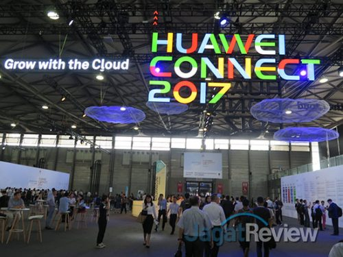 huawei connect entrance