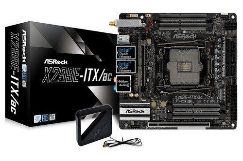 ASROCK X299E-ITXac