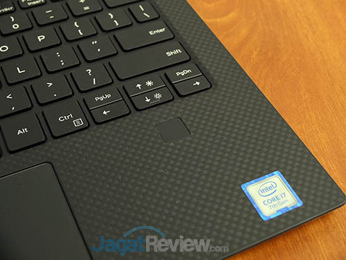 DELL XPS 13 9365 2-in-1 Fingerprint Reader