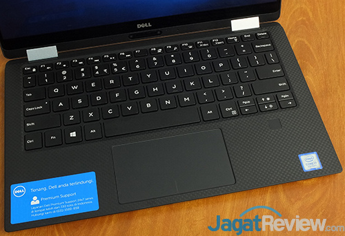 DELL XPS 13 9365 2-in-1 Keyboard