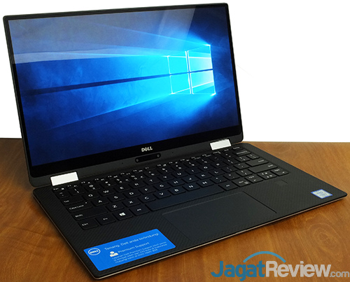 DELL XPS 13 9365 2-in-1 Notebook Mode
