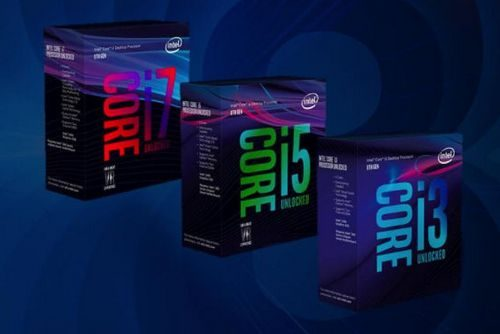 Intel Core i 8th Gen - 01