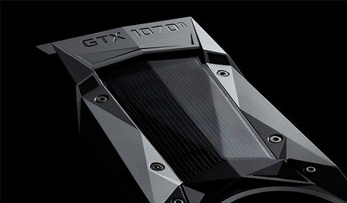 NVIDIA GeForce GTX 1070 Ti Founder Edition