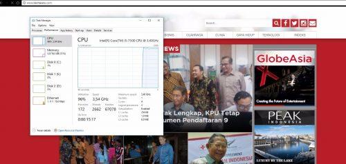 Portal Berita Indonesia Sempat Terinjeksi Malware Crypto Mining