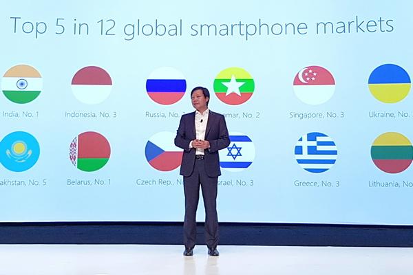 Lei Jun: Mi7, Always Connected PC, 5G, dan Datang ke