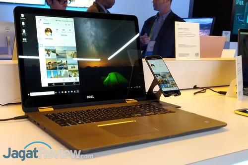 Dell Mobile Connect: Mudah Hubungkan Smartphone ke PC