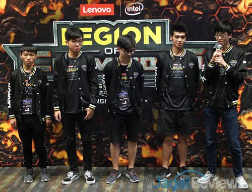 hunter champions legion