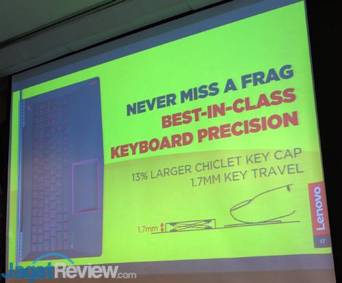 Rayakan Setahun Brand Legion, Lenovo Rilis Laptop Gaming Y520