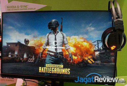 Computex 2018 MSI Gaming Monitor & Gaming Gear Update
