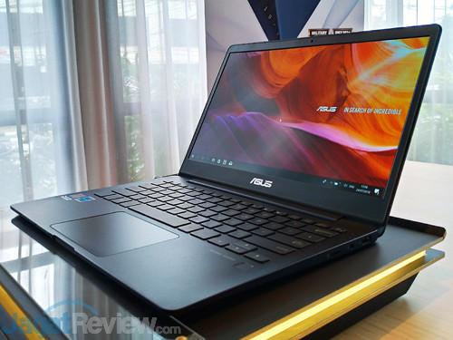 Asus Rilis Zenbook 13 Ux331ual Ux331un Laptop Tipis Yang Kuat