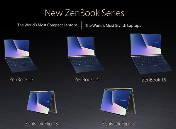 ASUS ZenBook 2018 – Lebih Kencang dan Canggih dengan Bodi