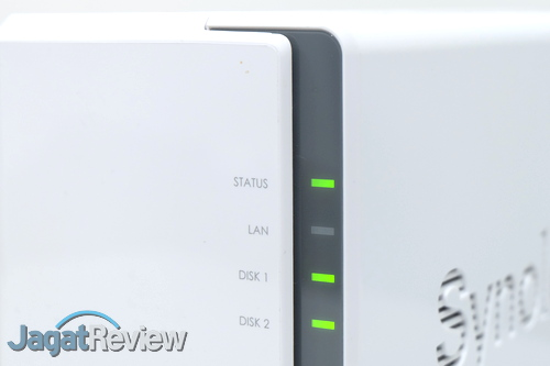 Hands-On Review NAS Synology DS218j | Jagat Review
