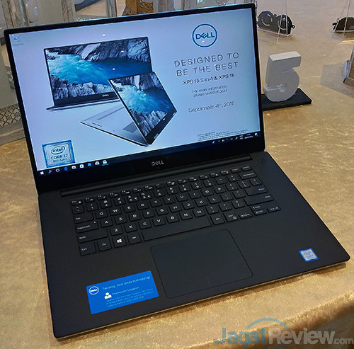 Dell XPS 15 Hadir di Indonesia – Laptop Premium Bertenaga