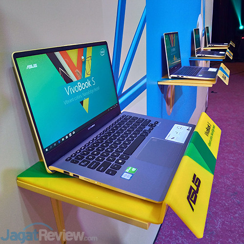 ASUS Indonesia Rilis VivoBook S14 S430UN – Laptop Bertenaga dengan