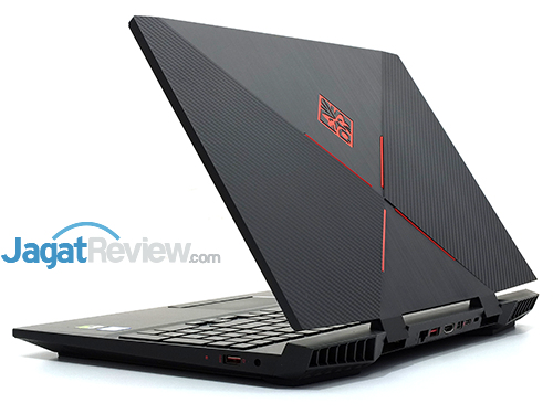 Review Laptop Gaming: Omen by HP 15-dc0037TX   Jagat Review