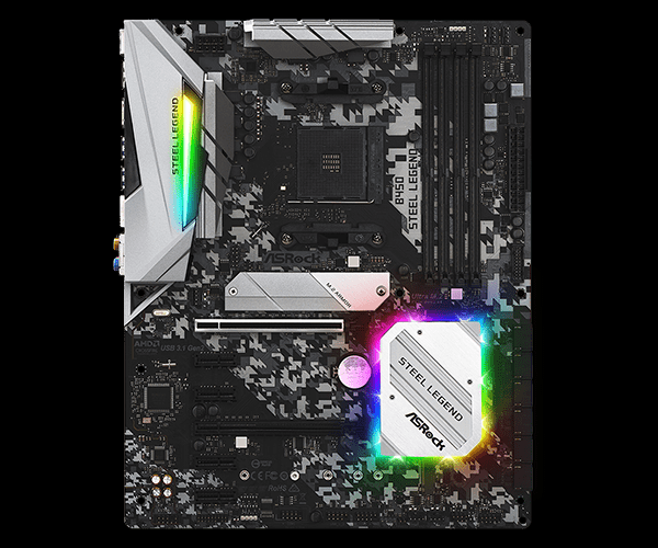 ASRock Perkenalkan Lini Motherboard Steel Legend | Jagat Review