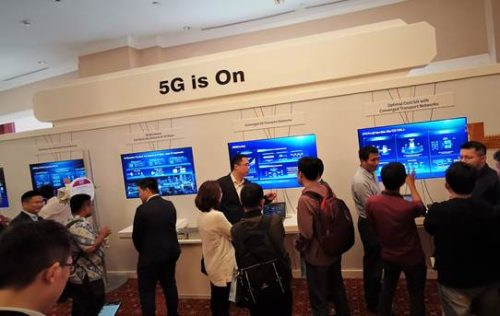Direct Release: Huawei Pamerkan Teknologi 5G Bagi Operator
