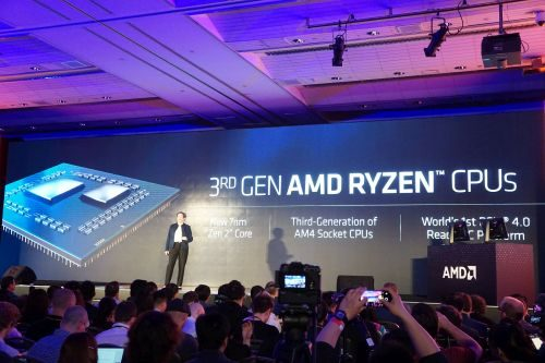 Computex 2019 : AMD Umumkan Ryzen 3rd Gen, Up to 12-Core 'Zen 2' 7nm di 499 USD