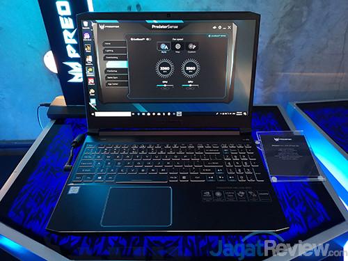 Acer Indonesia Rilis Predator Helios 700 yang Dapat di