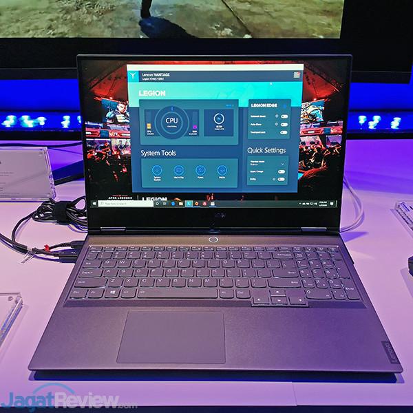 Lenovo Legion Y740s Laptop Gaming Yang Bebaskan Pilihan Kartu Grafis Yang Dipakai Jagat Review