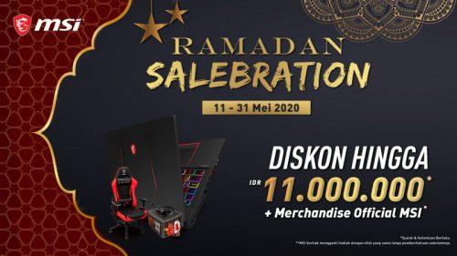 MSI Gelar Promosi Ramadan Salebration