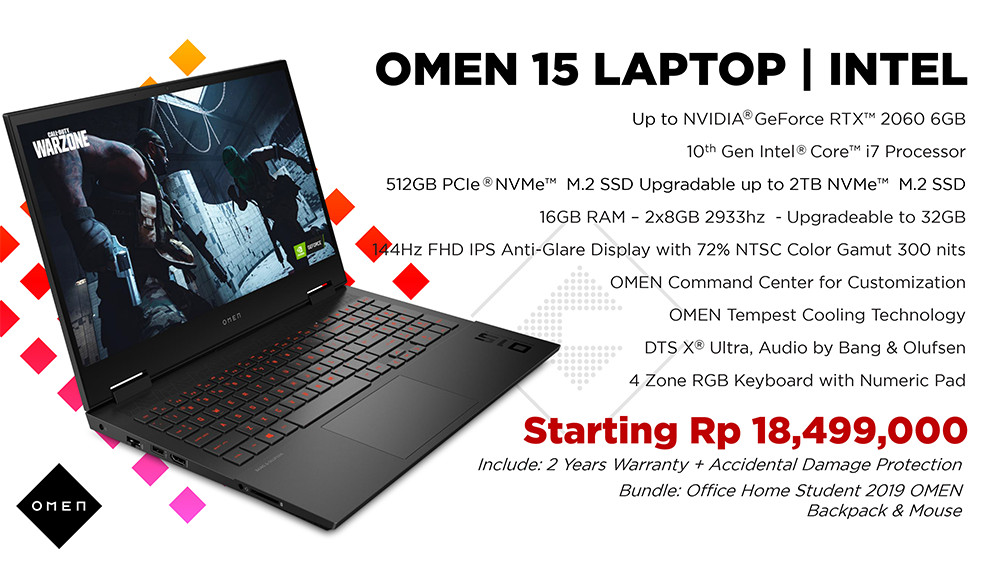 Rilis Di Indonesia Laptop Gaming Hp Terbaru Hadirkan Varian Amd Ryzen 4000 Intel Core 10th Gen Jagat Review
