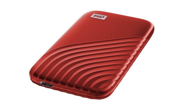 SSD My Passport WD NVMe