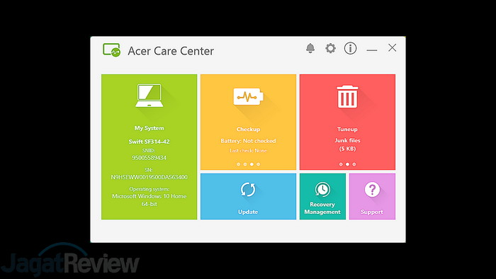 review Acer Swift 3 Ryzen 5