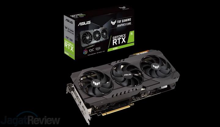 Review ASUS TUF Gaming GeForce RTX 3080