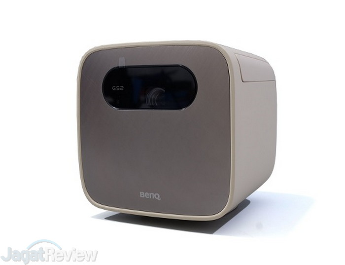 review proyektor mini BenQ GS2