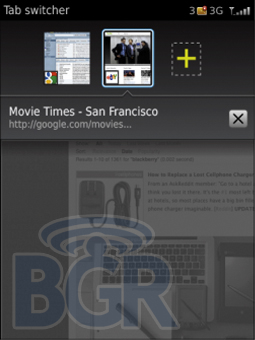 BlackBerry OS 6.0 2